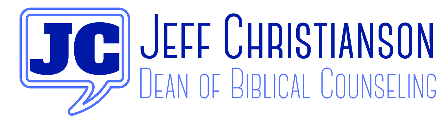 Pastor Jeff Christianson